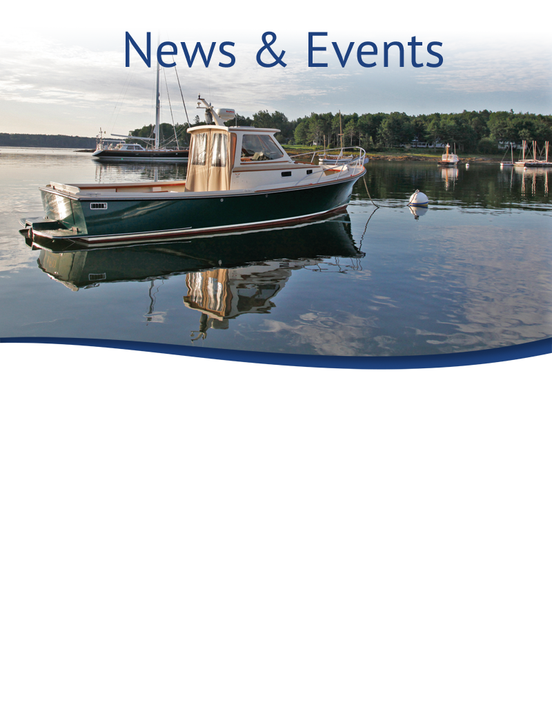 Registration is open for the 2017 Maine Built Boats Conference