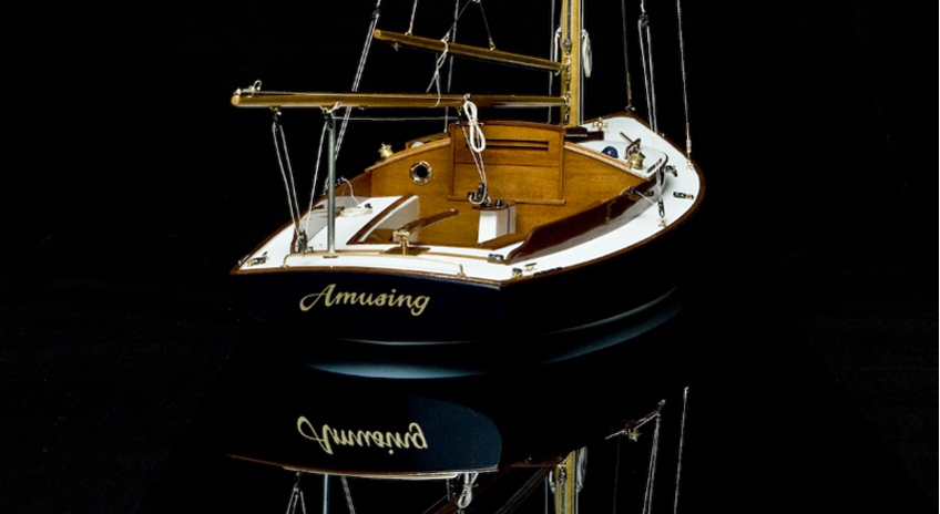 Amusing by Classic Yacht Models