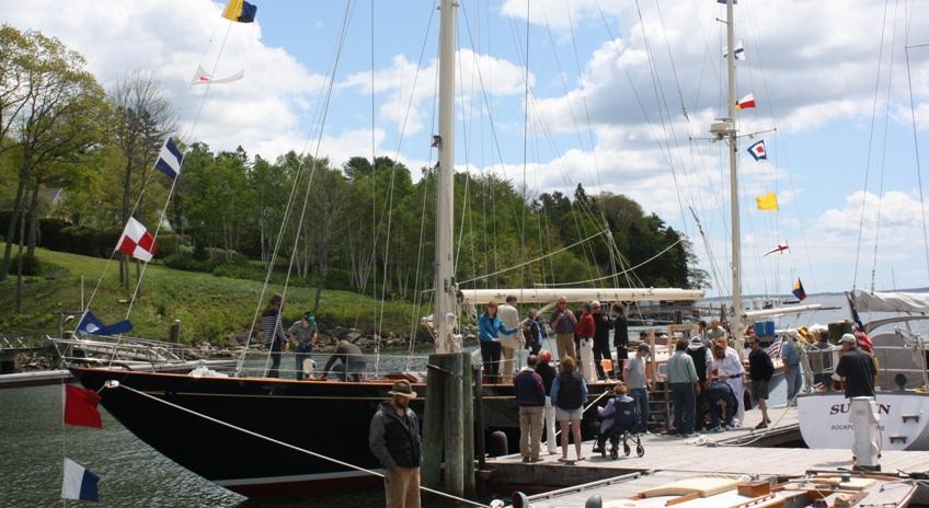 Bolero Launch by Rockport Marine