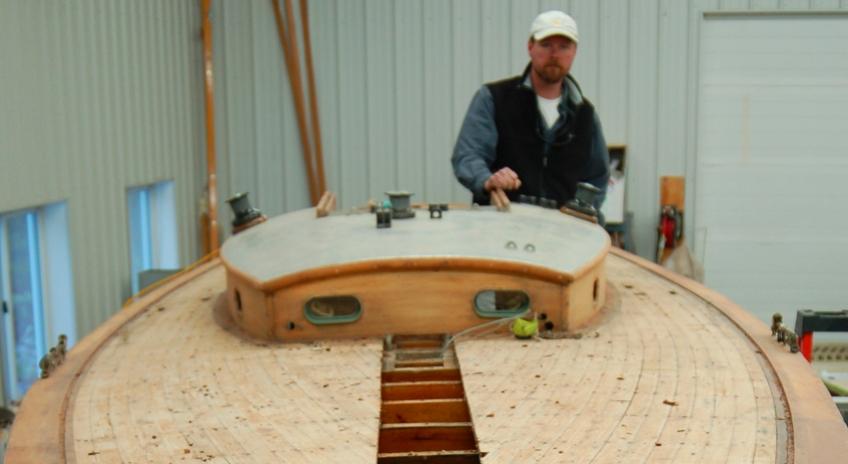 Classic Boat Shop craftsmanship