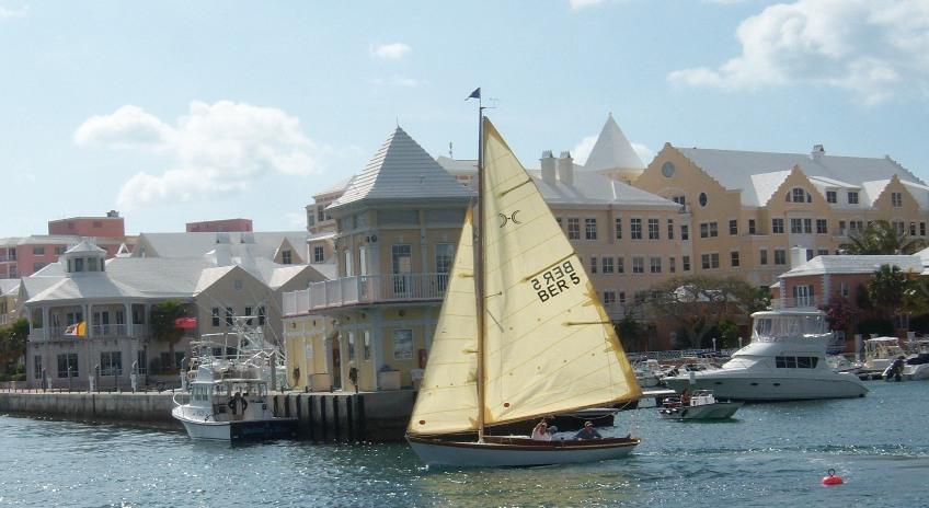Classic Boat shop in Hamilton Bermuda