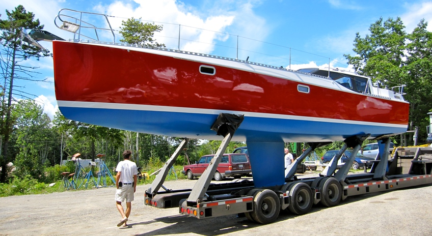 Johanson's Container Yacht