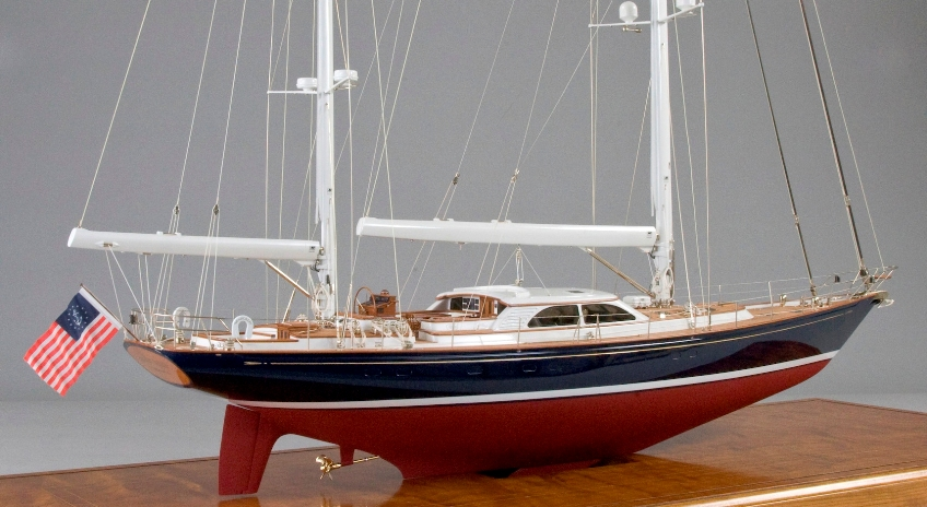 Windcrest by Classic Yacht Models